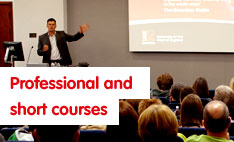 professional and short courses