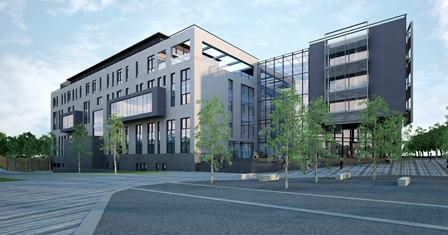 new 16350 million building for uwe bristol faculty of